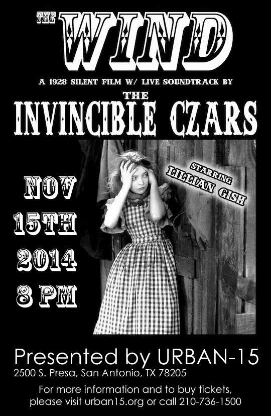 Invincible Czars Poster