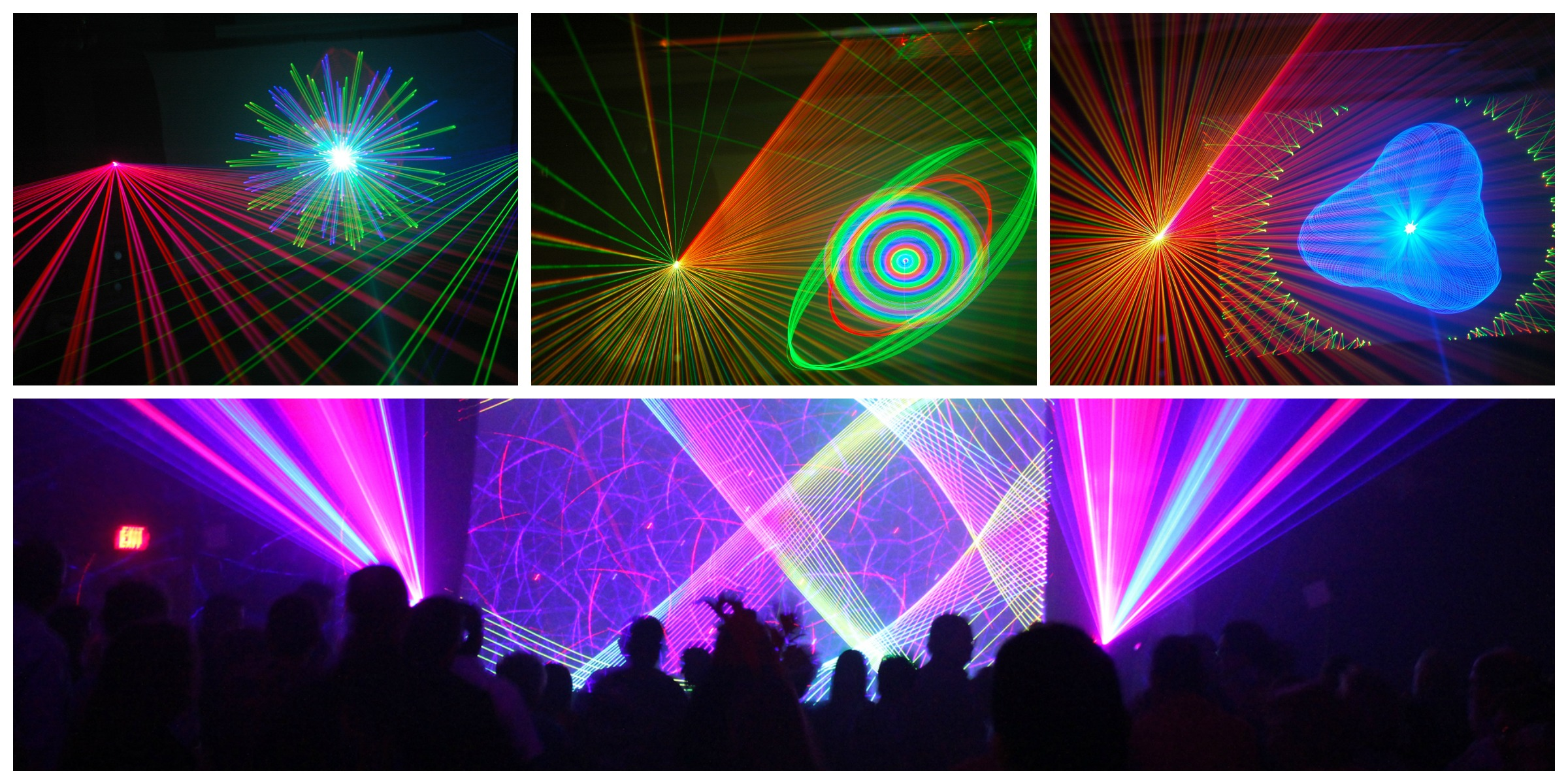 Urban 15 S Holiday Laser Show Approaches Urban 15