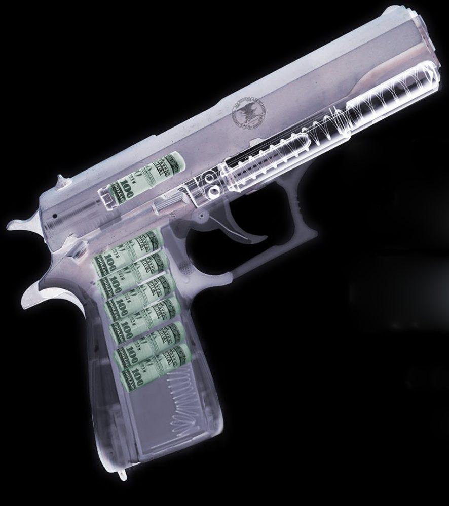 making a killing just gun small