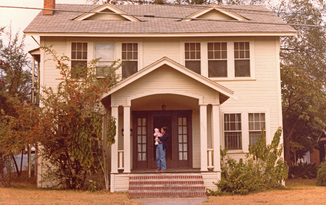 601 E Mulberry, Oct 1979 EDITED SMALL
