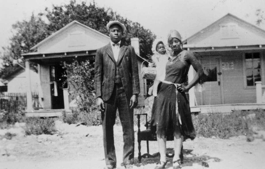 Loil and Estella Ellison, early 1930s